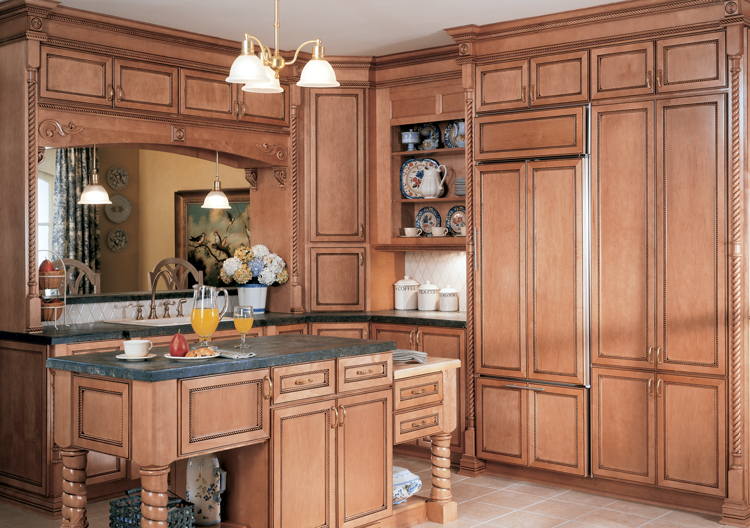 Wellborn Kitchen Cabinet Gallery   Kitchen Cabinets Decatur, GA